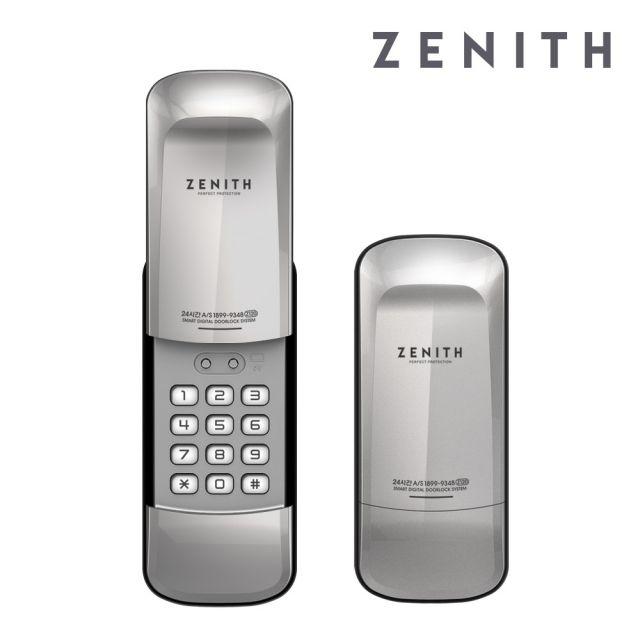 [천삼백케이] [경동나비엔_하우스플러스] 설치포함 ZENITH 디지털도어락 Z120S, 단품