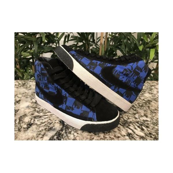 Nike Stussy Neighborhood Blazer Boneyards Sz 6 Spiridon