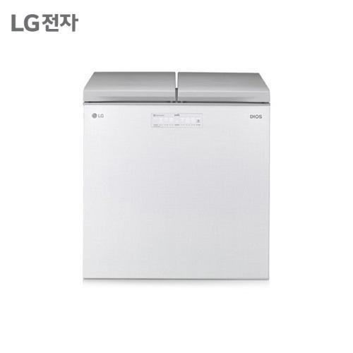 LG 디오스 뚜껑형 김치냉장고 219리터 화이트 K220LW12E