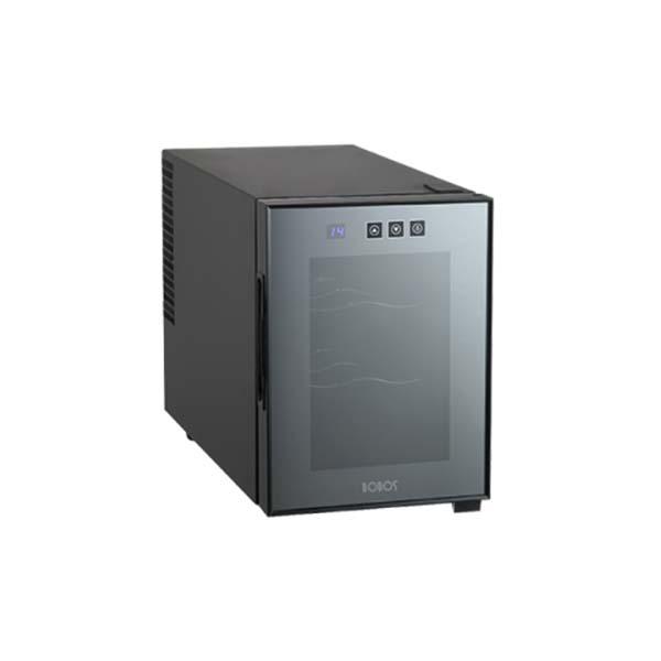 윈텍 6병 가정용 업소용 싱글형 반도체 와인 냉장고 JC-16C, 단일상품