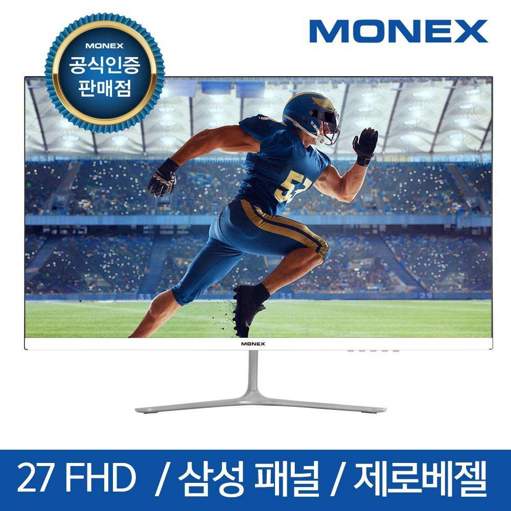 모넥스 고해상도 27인치 Full HD 모니터 S27FHM