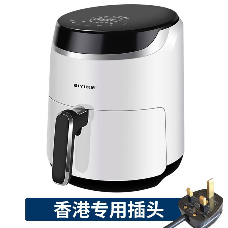 에어프라이어 69a도자기 코팅 가정용 뉴타입 스마트 전자동 무전도 튀김기 대용량, T02-중국 홍콩 버전 220V(영국식 삼각 꽂기)