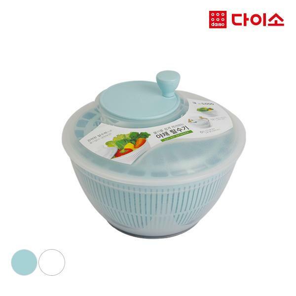 [다이소]TR둥근야채탈수기-1004317