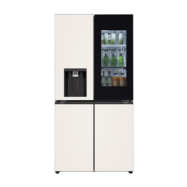 LG전자 W821GBB453 오브제컬렉션 얼음정수기냉장고 (POP 5415474396)