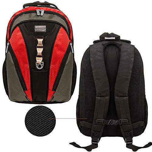15.6 Inch Laptop Backpack Sport Rucksack Fit for Asus AsusPRO/9758570, 상세내용참조