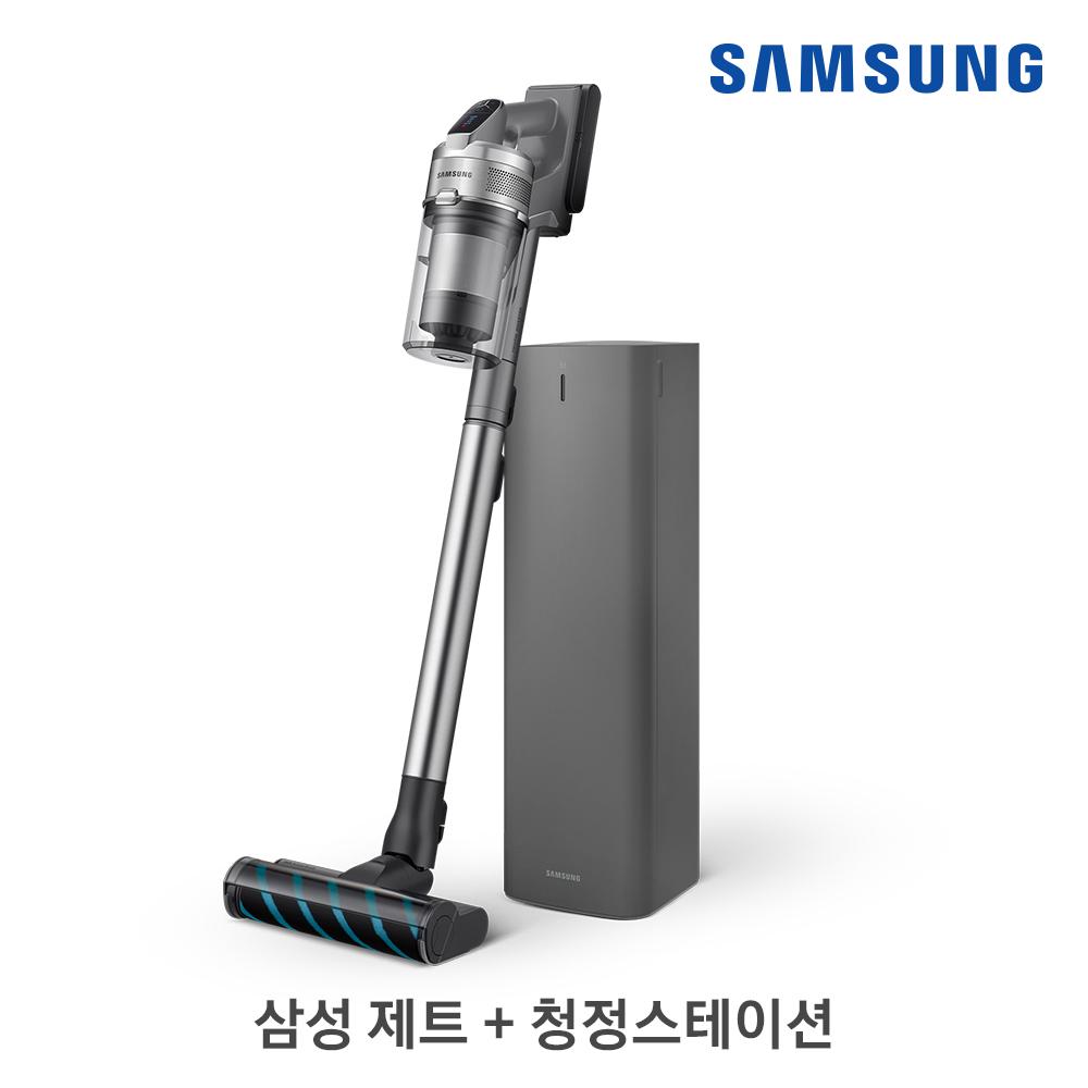 [삼성전자/VS20T9222K2CC] 삼성 제트 무선청소기 청정스테이션 세트-27-5380341697