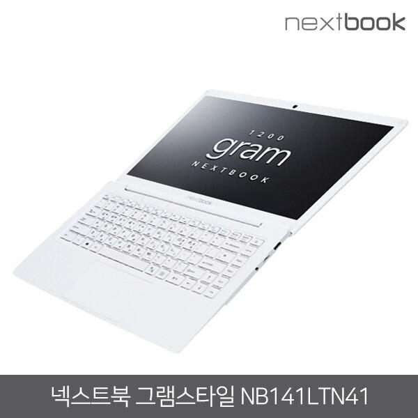 이태원클라쓰북 그램스타일 노트북 풀패키지미개봉 NB141LTN41 8세대 14 IPS FHD 윈10탑재, 화이트, NB133LTN40 [SDD128G+32G]
