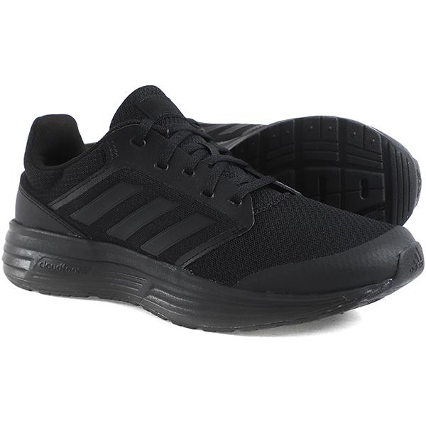 아디다스 남성용 GLX5 All Black Shoes 운동화 런닝화