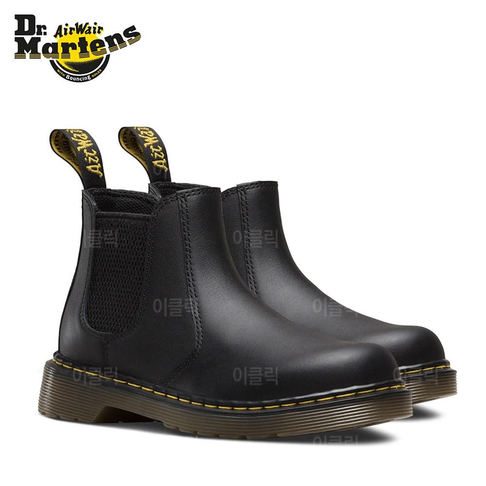 닥터마틴 2976 반자이 첼시부츠 여성 신발 워커 앵클 숏 미들 겨울 220