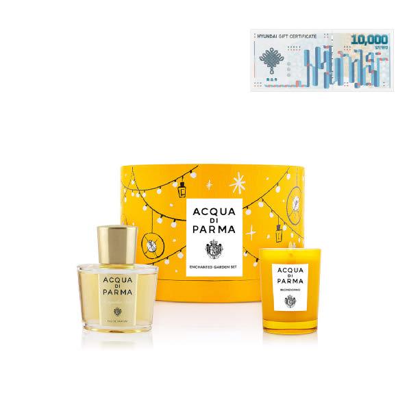 [현대백화점]아쿠아 디 파르마 [1만원상품권] 인첸티드 가든 세트 (10% OFF), 단일속성