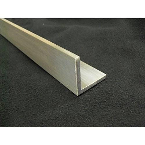 2 x 2 x 1/4 x 24 long AL Aluminum architectural angle 6063 Mi/9133965, 상세내용참조
