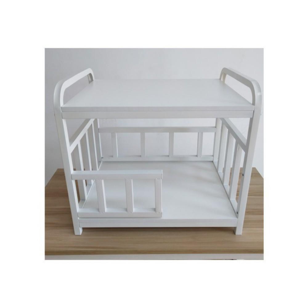 강아지산소방 혼자두기 강아지포토존 고양이호텔, 화이트 덧댐 4면 침대 (POP 5243825493)
