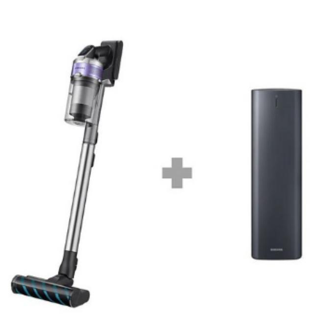 삼성 제트 청소기 청정스테이션 패키지 VS20T8282B2CS 스틱청소기, 삼성전자 제트 2.0