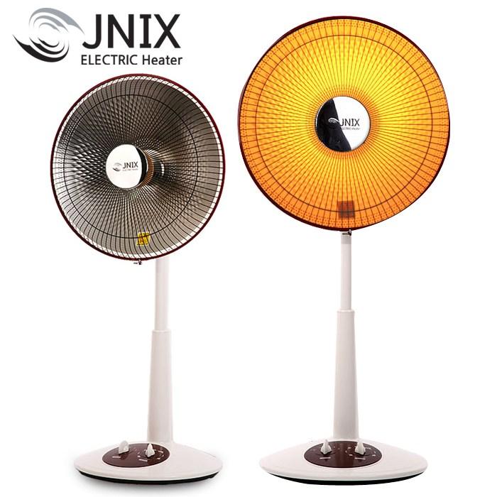 선풍기형 히터 전기스토브 가정용 사무실 업소용 난방기구 온열기 스탠드 벽걸이 난로 전기열풍기 풋히터, 선풍기형 히터(JYH-1611C)