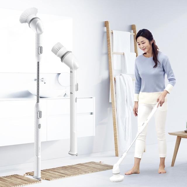 앱코 네오스핀 무선 욕실청소기, OBC-AW09WH