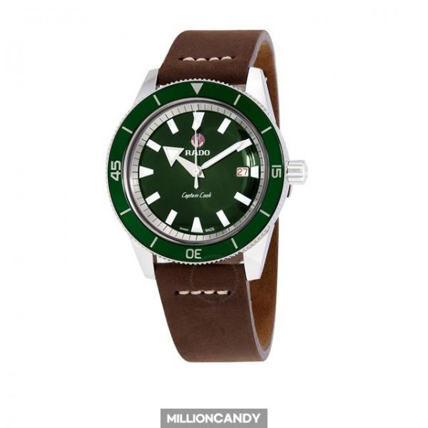 라도 하이퍼크롬 캡틴쿡 오토매틱 그린 R32505315