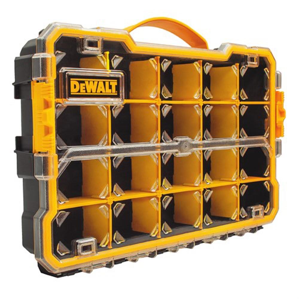 디월트 다용도 공구함 DWST14830 전문가용 20 컴포넌트 부품함 소형 키트