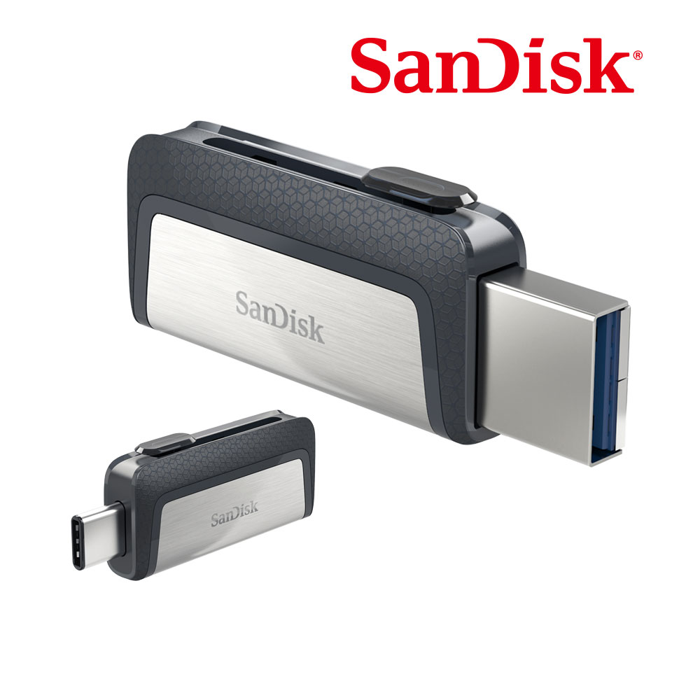 샌디스크 울트라 듀얼 OTG USB C타입, 128GB