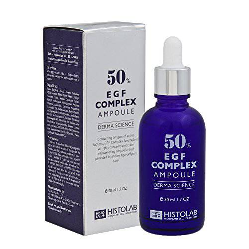 HISTOLAB EGF Complex Ampoule 50% Made in Korea Korean Skin Ca/7476264, 상세내용참조, 상세내용참조