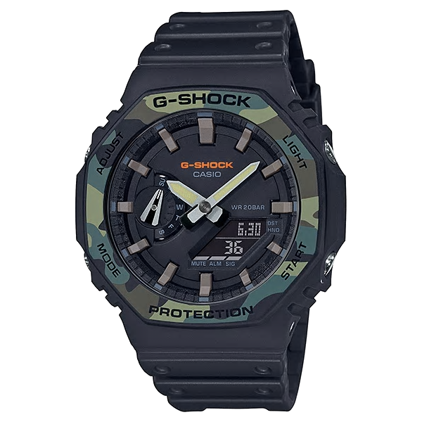[현대백화점][지샥 G-SHOCK] GA-2100SU-1ADR 베스트셀러 모델시리