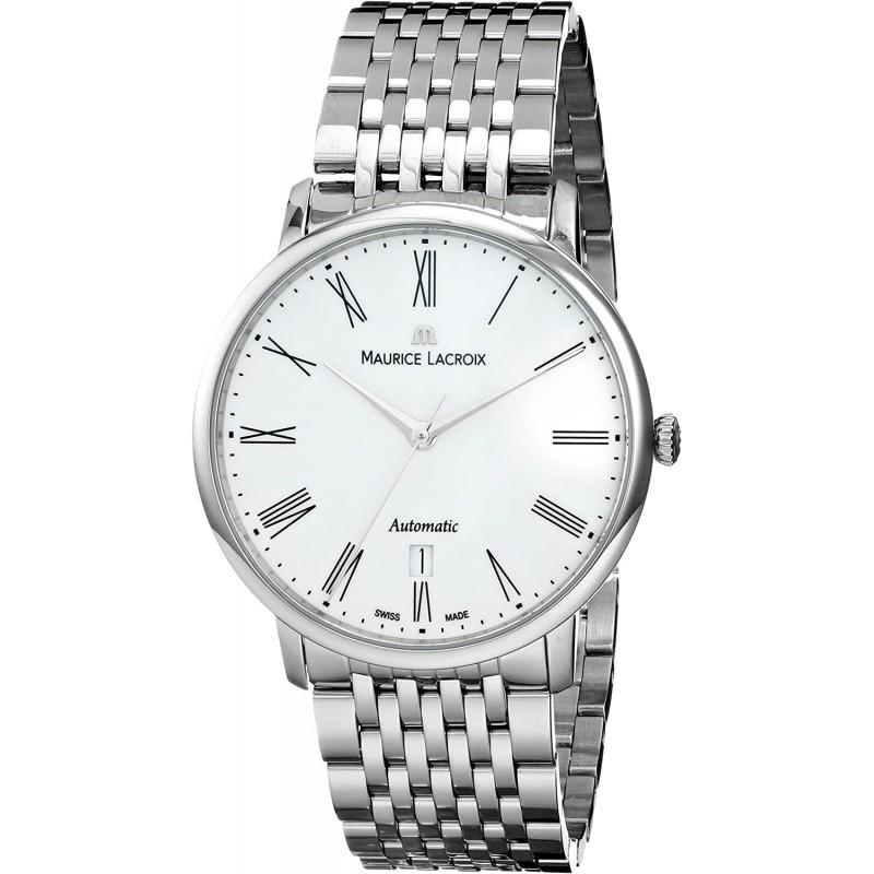 모리스 라크로아 LC6067-SS002-110 레 클래식 남성 손목시계 스테인리스