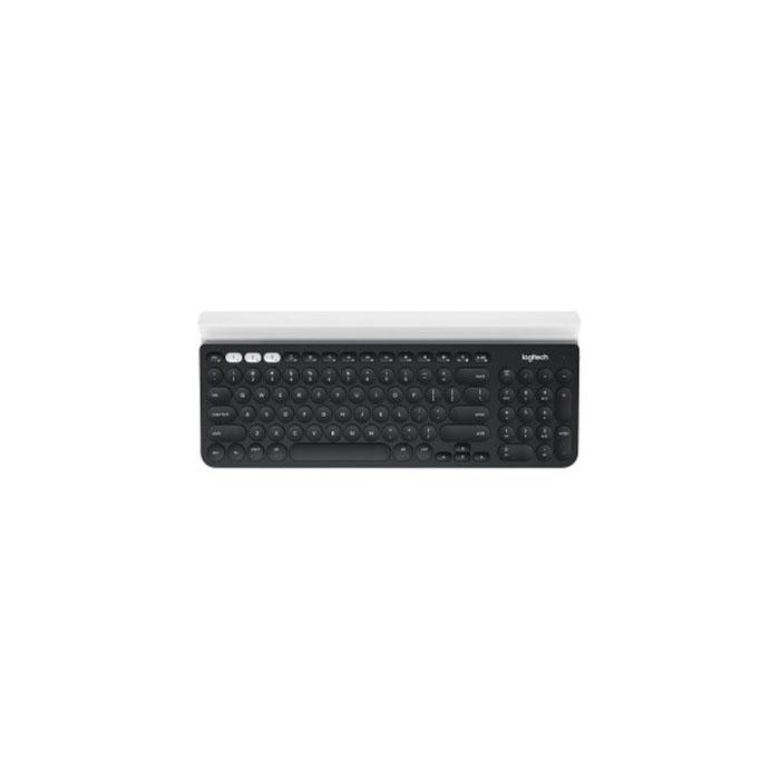 로지텍 K780 무선 블루투스 멀티키보드, 블랙