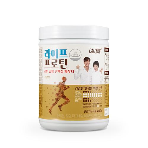 칼로바이 라이프프로틴 순수 균형 단백질쉐이크 파우더 1개입, 280g