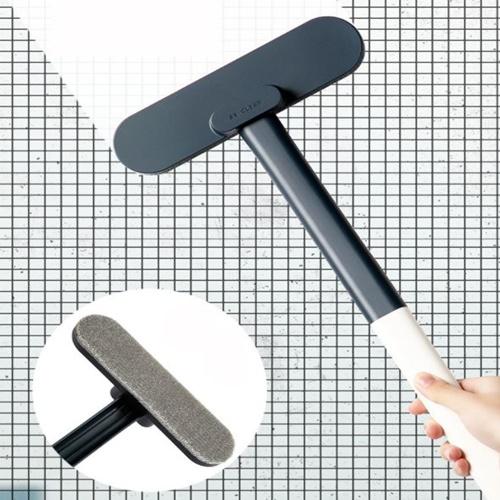 아파트 베란다 창문 방충망 청소솔 밀대 딥브러쉬 청소 도구