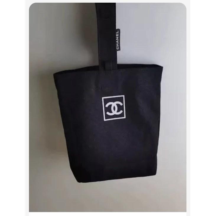 키치 럭셔리 CC 캔버스 가방