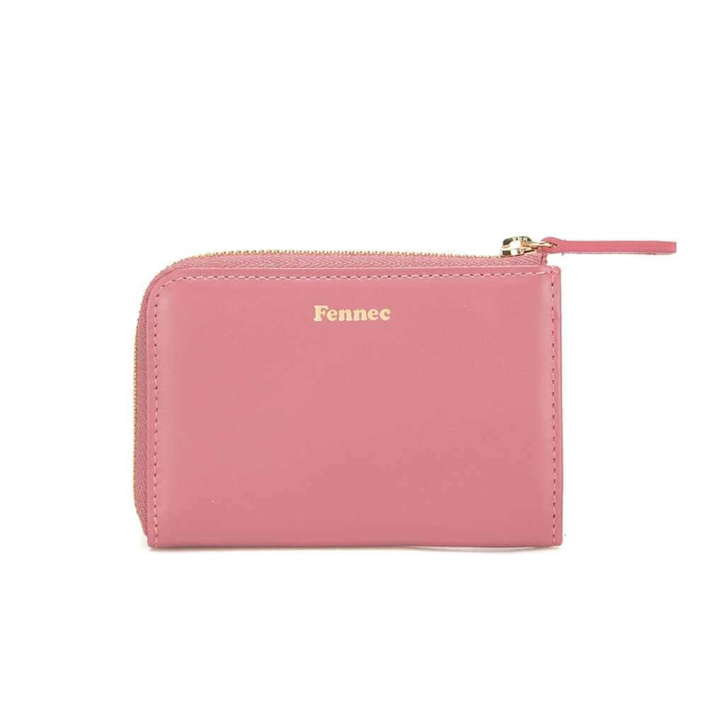 페넥 미니 지갑 2 로즈 핑크, 단일상품