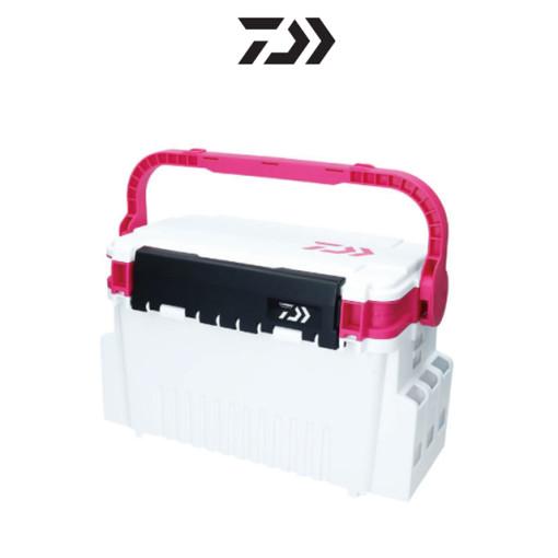 [다이와] TB4000 태클박스 핑크 화이트 한국정품