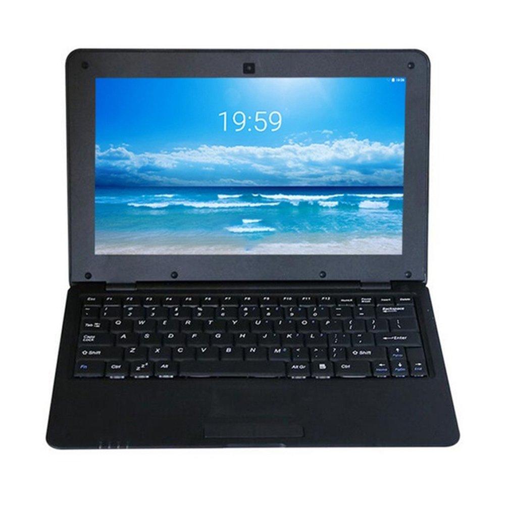 10.1 인치 안드로이드 5.0 VIA8880 Cortex A9 1.5GHZ 512M + 8G 와이파이 미니 Netbook 게임 노트북 노트북 PC 컴퓨터 EU 플러그 미국 플러그|테블릿 LCD & 패널|, 1개(A0), 단일(A0), EU Plug black(A0)