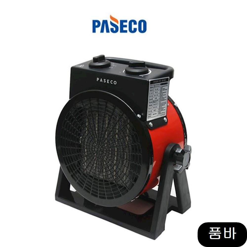 팬히터 전기난로 PPH-3K 캠핑용 세라믹 난방기, 상세페이지참조()