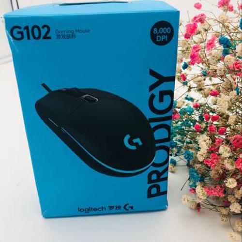 로지텍 (로지텍) G102IC PRODIGY 마우스 벌크 정품, 블랙, G102