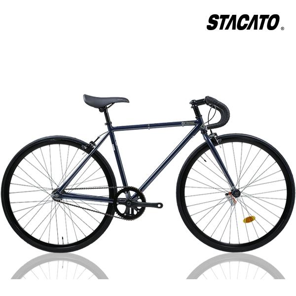 스타카토 2019 픽시 자전거 미스티크 700C, 스타카토 미스티크(480) 그레이