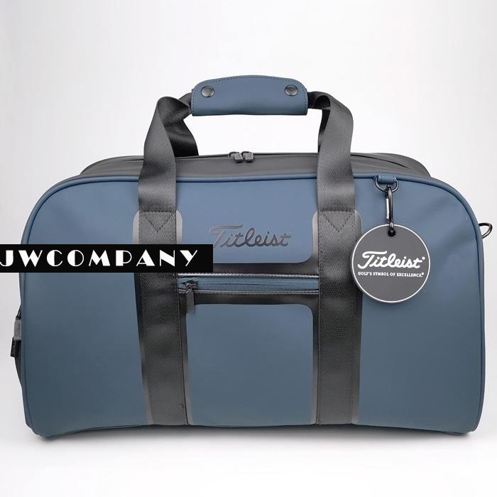 골프 타이틀리스트 남자 여자 보스턴백 다양한 컬러 보스턴가방, 블루