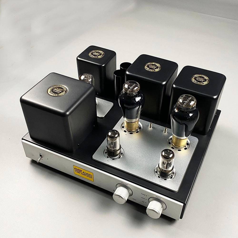 SV-300 6SN7 앰프 튜브 단말 키트 300B 카페용 매장용, 튜브없는 세트 표준 변압기 Z9Z11 철심