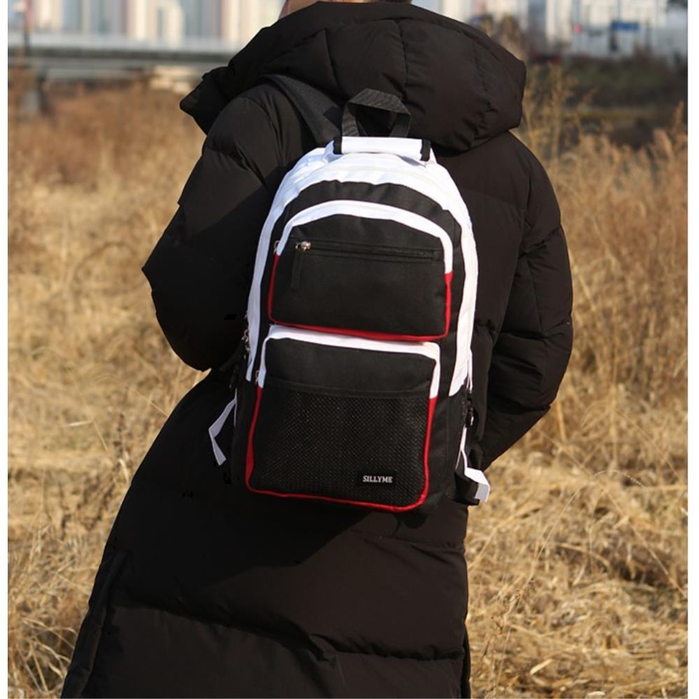스터디룸 인강 노트북수납 학생가방 중학생백팩 백팩