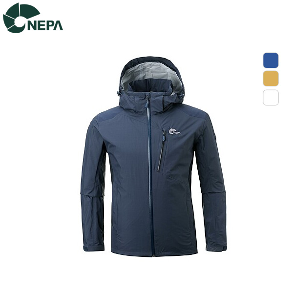 NEPA 네파 남성 베네노 방수 바람막이 자켓 7D10531