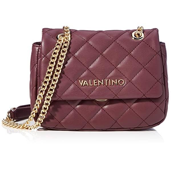 [관세포함]마리오발렌티노 가방 여자 선물 데일리 백 이탈리아 브랜드 Mario Valentino Valentino by Womens Ocarina Satchel Vino On