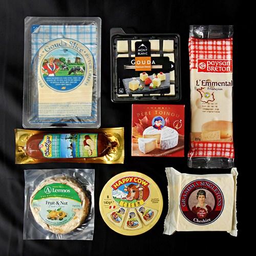 치즈몰 명절 선물 세트 4호 1개 125g