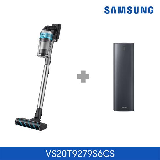 삼성 제트 무선 청소기 VS20T9279S6CS+청정스테이션+삼성 공기청정기, 단품
