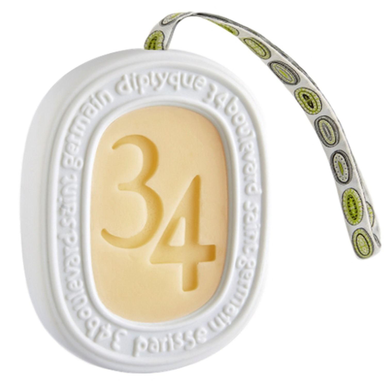 딥디크 센티드 오발 방향제 4종 35g (베이 휘기에 로즈 34번가), 34번가