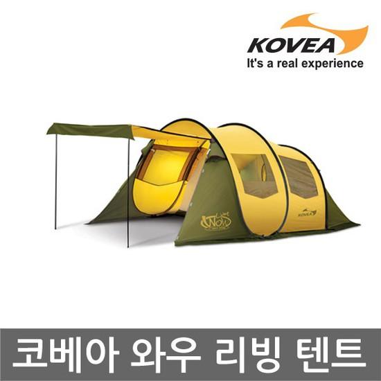 TA 코베아 와우 리빙 텐트 KT8TE0210 사은품