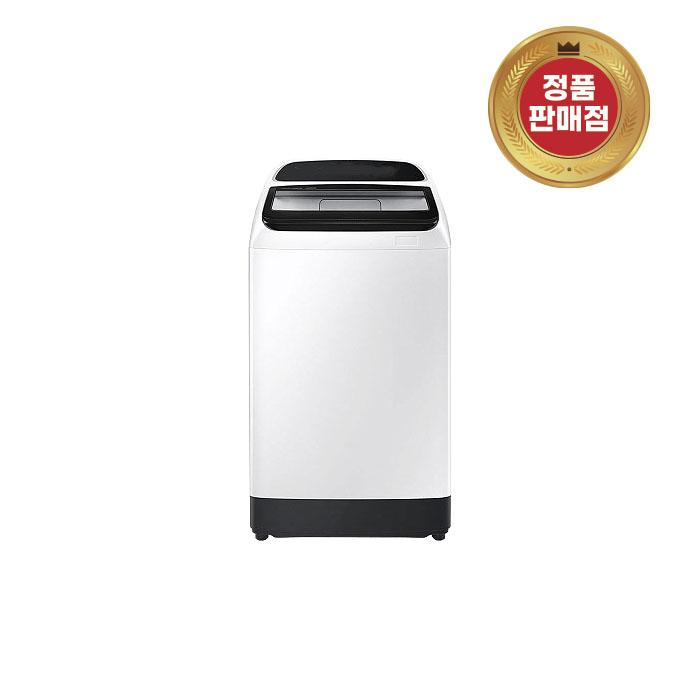 삼성전자 화이트 색상 세탁기 WA10T5262BW 10kg 전자동 세탁기
