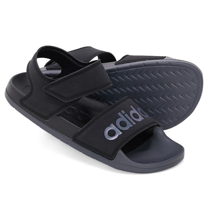 아디다스 아딜렛 샌들 여름 데일리 신발 F35417