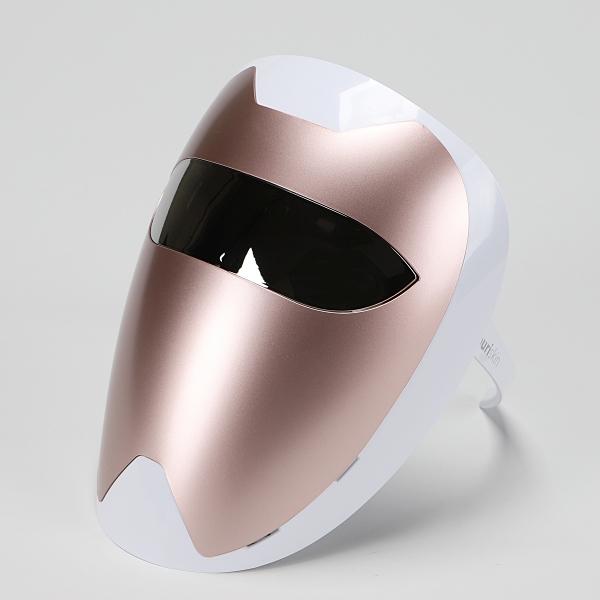 퓨리스킨 LED마스크 + 전용엠플 / 정인선 마스크 / 마스크효과 인체적용 테스트 완료, 핑크골드