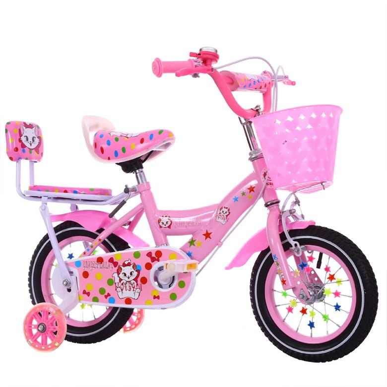 [보네르] 스파이더 맨 아동 자전거 12 14 16 18인치 남아 여아 3-6-5-7-8-9세 아동 자전거 JS0000273, 12인치