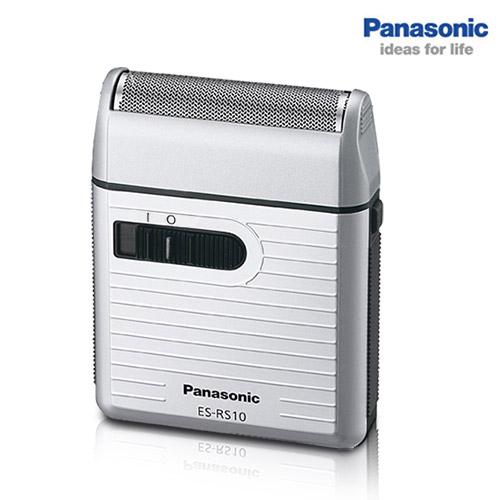 파나소닉 ES-RS10 강력한 모터로 쉽고 빠르게 면도하는 휴대용 전기면도기 구 산요SV-M730