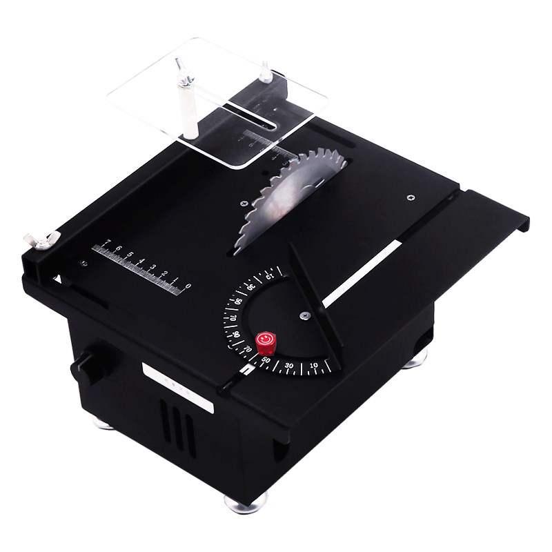 DIY 정밀 목공 테이블 톱 미니테이블 쏘 원형톱 전문가용, 표준 버전 세트1분류